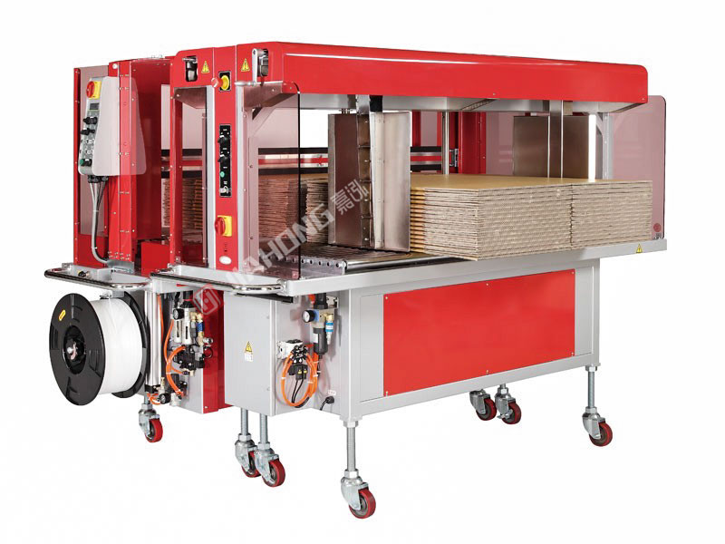 High speed automatic corrugated box packer jh-702ccq