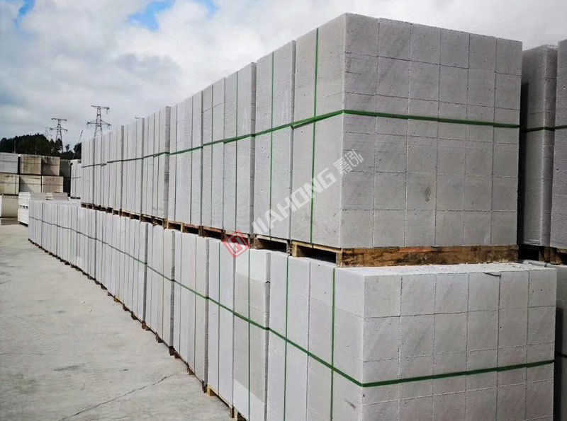 Packing case of aerated brick